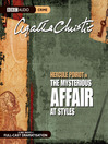 The Mysterious Affair at Styles (MP3)
